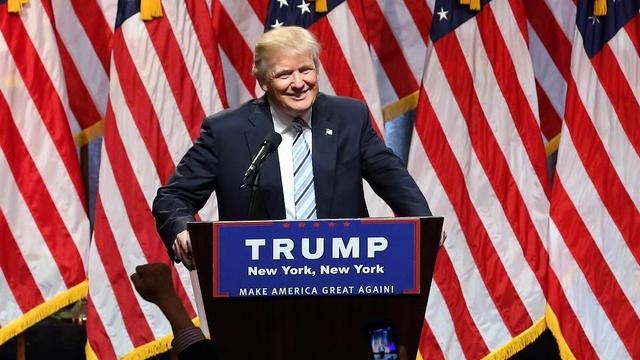 Donald Trump Tags PH As A 'Terrorist Nation'