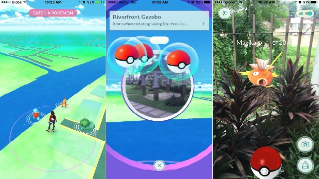 The 3 Types Of Pinoy 'Pokemon GO' Players