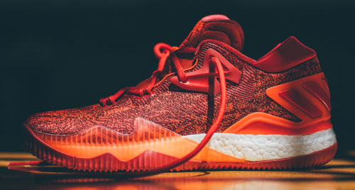 online retailer 0b9c7 0f4c6 Our first impression of the Crazylight 2016 was that they looked a lot  better than most adidas basketball sneakers. Like their predecessors, these  ...