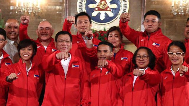 Duterte Tells Hidilyn: 'Bilib Na Ako Sa Iyo'