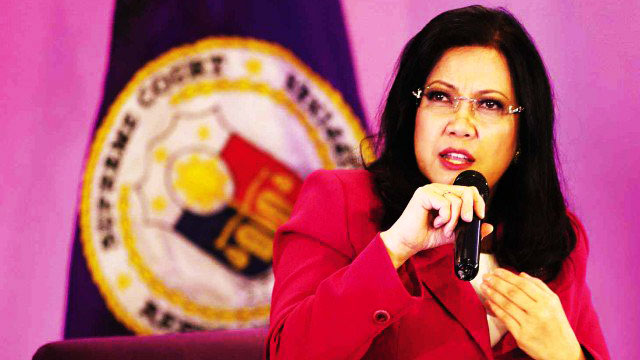 Duterte To Sereno: 'Would You Rather That I Declare Martial Law?'