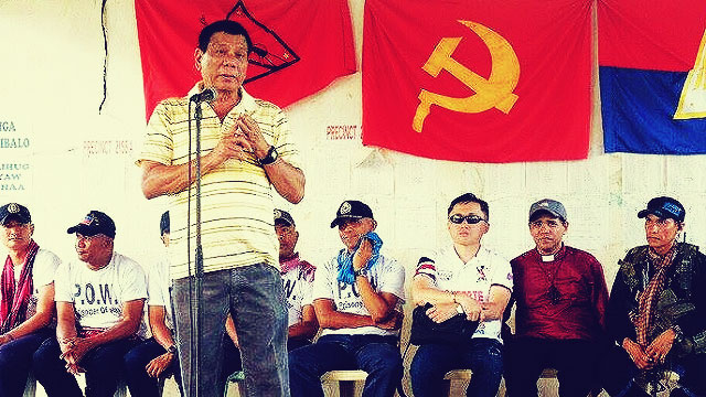 Duterte Threatens To Lift Ceasefire After NPA Ambush