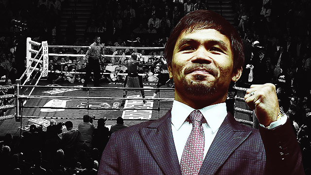 Pacquiao 'Will Do His Best' To Lessen His Absences In The Senate