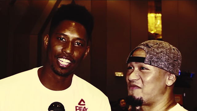 FHM's Serious Interview Turns Into Kulitan With Ginebra All-Stars
