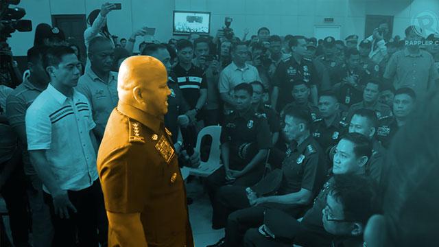 Fuming PNP Chief Bato Hurls Expletives, Threatens 'Narco Cops'