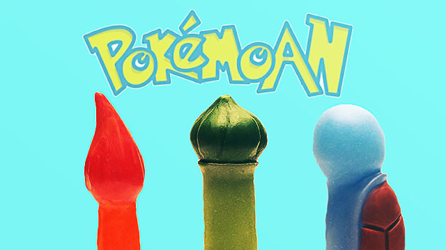 Pokémon Sex Toys Are Now A Thing
