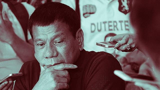 Duterte On Abu Sayyaf: 'Destroy Them, That's An Order'