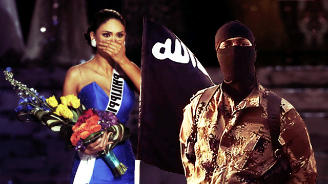 ISIS Threatens To Attack Miss Universe 2017 In The Philippines