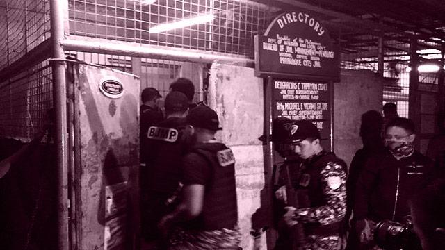 10 Inmates Killed In Parañaque City Jail Blast