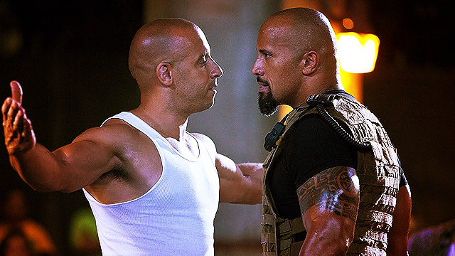 Is Vin Diesel The 'Candy Ass' The Rock Was Talking About?