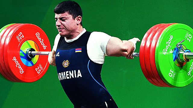 Weightlifter Suffers Gruesome Injury At Rio Olympics