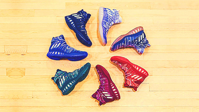 These Crazy New Basketball Shoes Will Be All Over The NBA Next Season