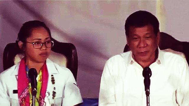 WATCH: Duterte Gives Hidilyn Diaz Additional P2 Million Reward