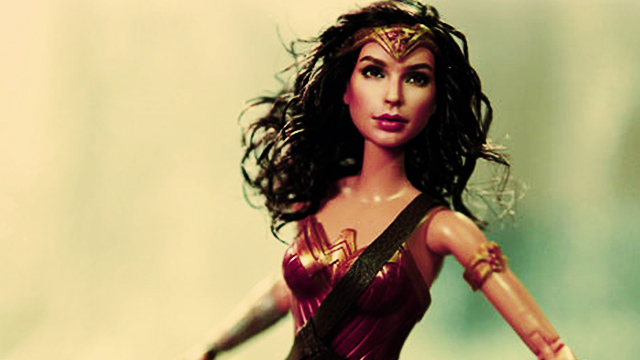 Fil-Am Artist Transforms Cheap Wonder Woman Toy Into Masterful Gal Gadot Replica
