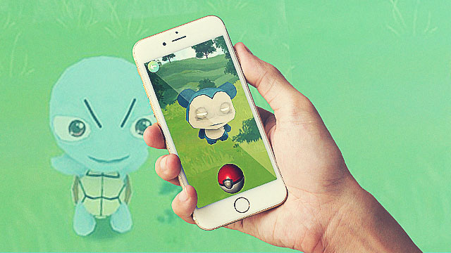 The Chinese-Developed 'Pokémon GO' Training App Is Anything But Cute