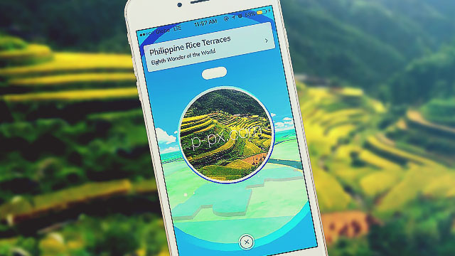 DoT Wants PokéStops At Philippine Tourist Spots
