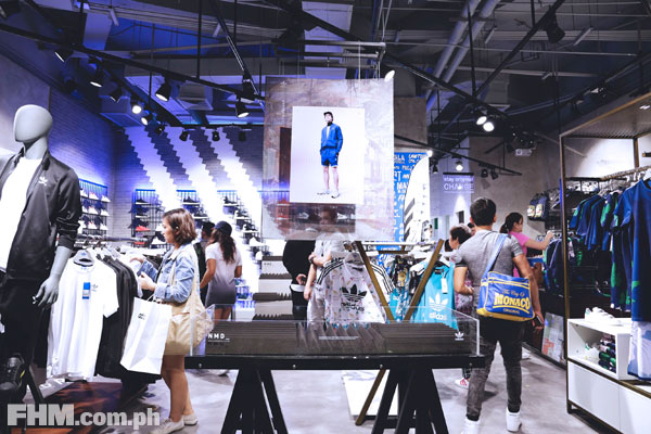 buy popular aa6e1 a1b36 A Look Inside The Newly Opened adidas Originals Neighborhood Concept Store