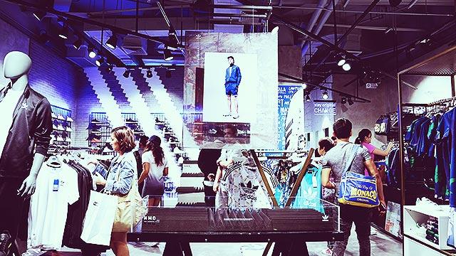 A Look Inside The Newly Opened adidas Originals Neighborhood Concept Store