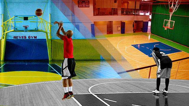 10 best indoor basketball courts for rent in metro manila for Average cost of a basketball court