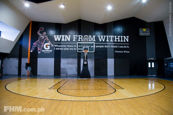 10 best indoor basketball courts for rent in metro manila for Price of indoor basketball court