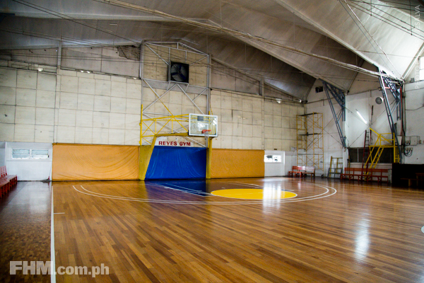 10 best indoor basketball courts for rent in metro manila for Cost of indoor basketball court