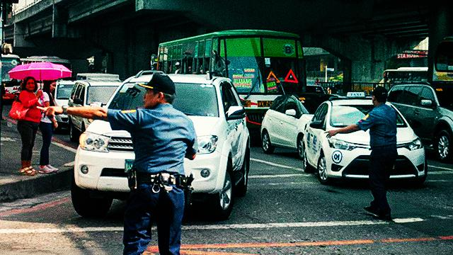 You'll Be Seeing PNP-HPG Cops Directing Traffic Beyond EDSA Soon