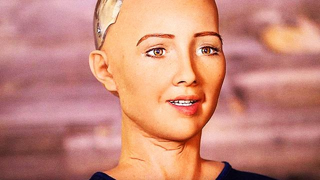 Meet Sophia, The Robot That Wants To Destroy Humans