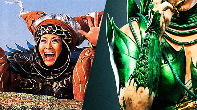 The New Rita Repulsa Looks Nothing Like The 'Power Rangers' Villain We've Grown To Hate