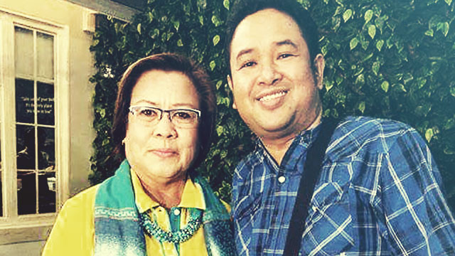'Shocked' Entertainment Writer Mistakenly Tagged As De Lima's Driver
