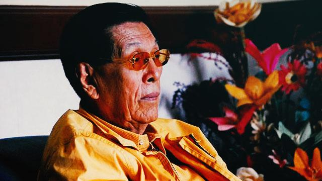 Enrile Wants Marcos Buried At Heroes' Cemetery