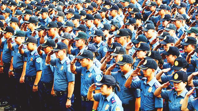 the philippine national police