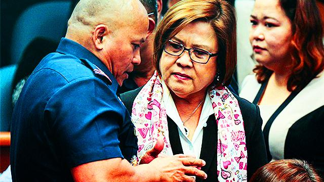 Bato To De Lima: You Should've Deployed SAF To Bilibid When You Were Still DOJ Chief
