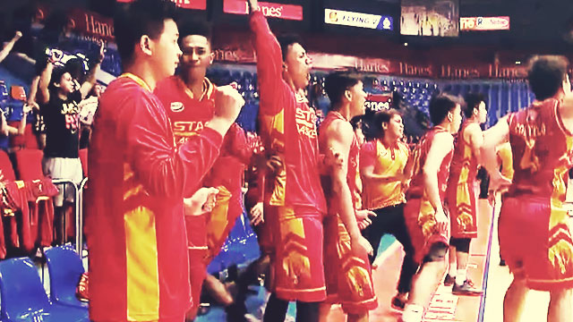 NCAA WATCH: Stags Pull Out Close Win Against Red Lions