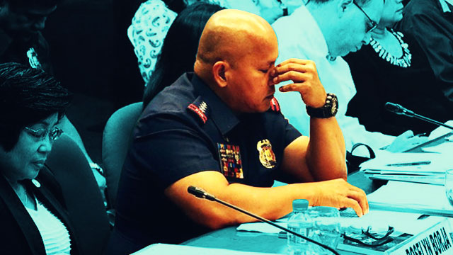 Bato Defends Cops Amid Killings: We're Not The Bad Guys