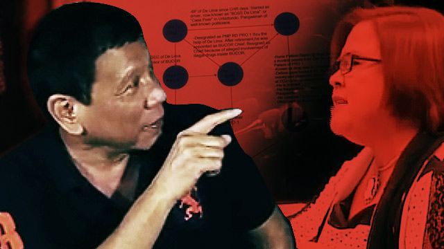 Drug Links, Boy Toys, And A Video: Duterte Releases More Evidence Against De Lima