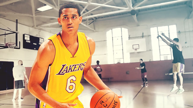Jordan Clarkson And 11 Other NBA Stars Putting In Offseason Work