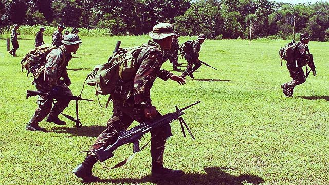 15 Soldiers Killed In Clashes Vs. Abu Sayyaf