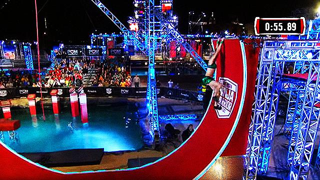 Marvel At Jessie Graff's Historic 'American Ninja Warrior' Run