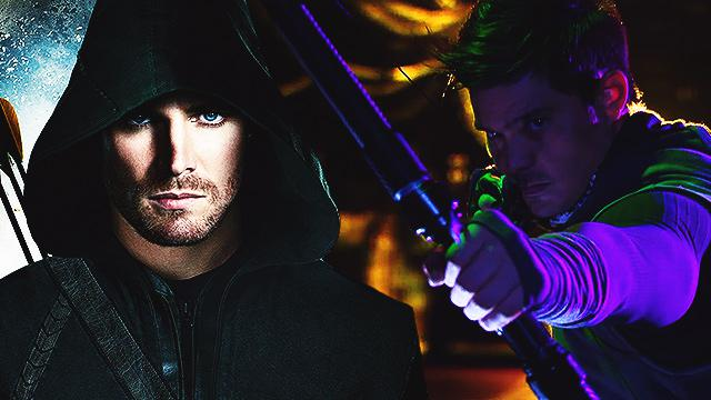 Stephen Amell Sums Up What 'Arrow' Fans Feel About 'Alyas Robin Hood' In One Emoji