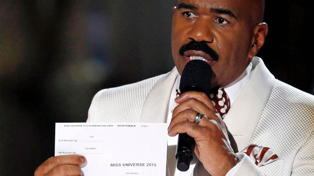 Duterte Wants Steve Harvey Replaced As Miss Universe Host