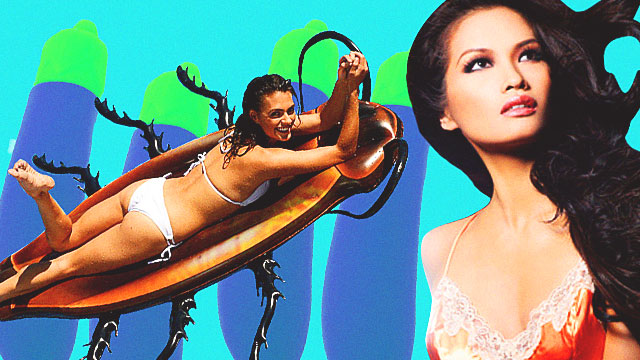 Janine Tugonon's Victoria's Secret Debut, The Eggplant Dildo, And 13 Other Things A Man Must Know This Week