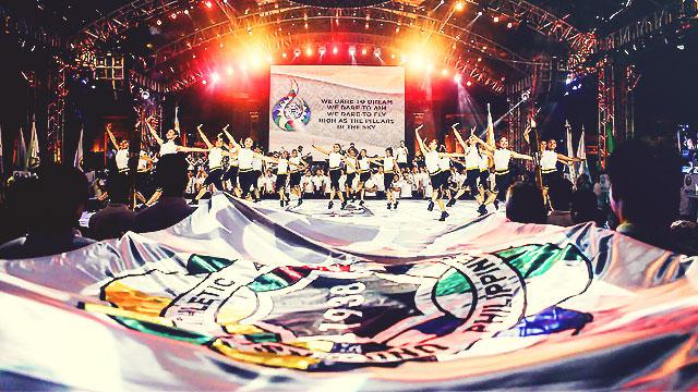 Sights And Sounds: UAAP Season 79 Opening Ceremonies