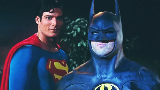 This Retro Trailer Of 'Batman V Superman' Might Just Be Better Than The New One