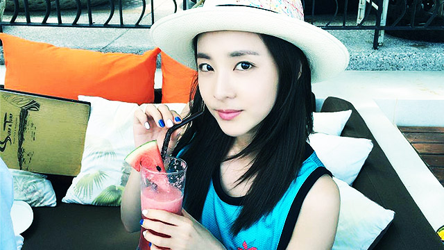 We Can't Get Enough Of Sandara Park On Instagram