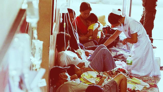 'Bawal Ang Masungit' In Public Hospitals —Solon