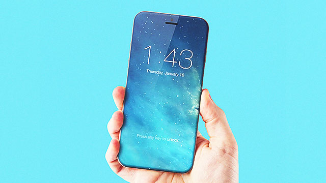 Rumor Mill: You Can Unlock The iPhone 8 With A Selfie