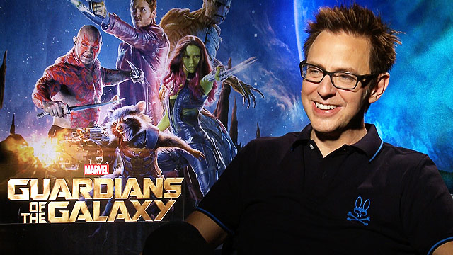 'Guardians Of The Galaxy' Director James Gunn Posts Hilarious FAQ