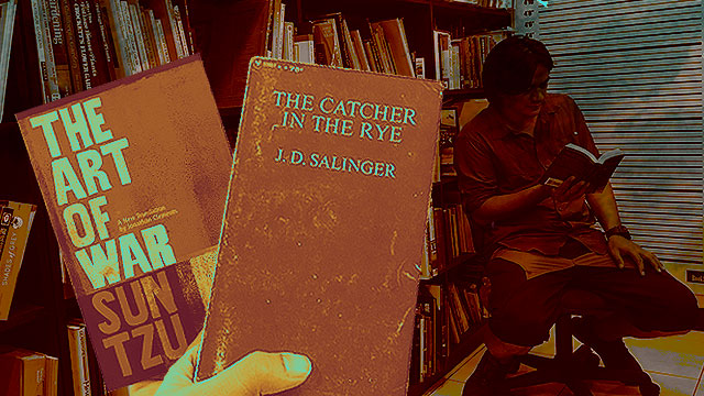 Bookay-Ukay And BookFellas Owner Shares His 10 Must-Read Books