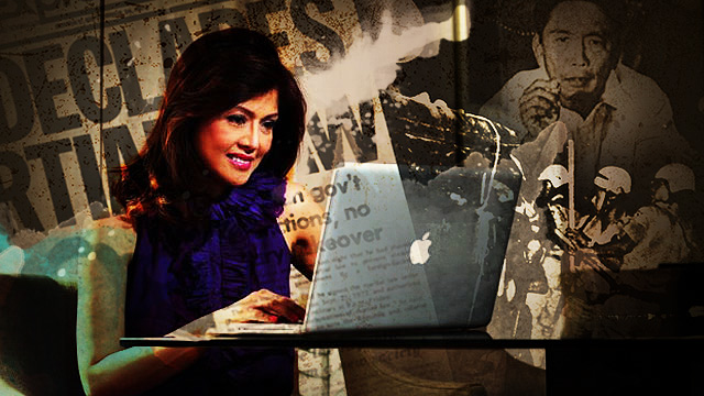 Imee Marcos: Forgive My Dad