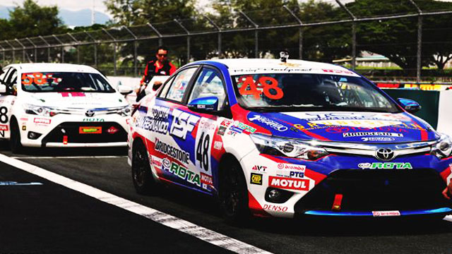 It's All About Heat And Need For Speed At Toyota Vios Cup 2016